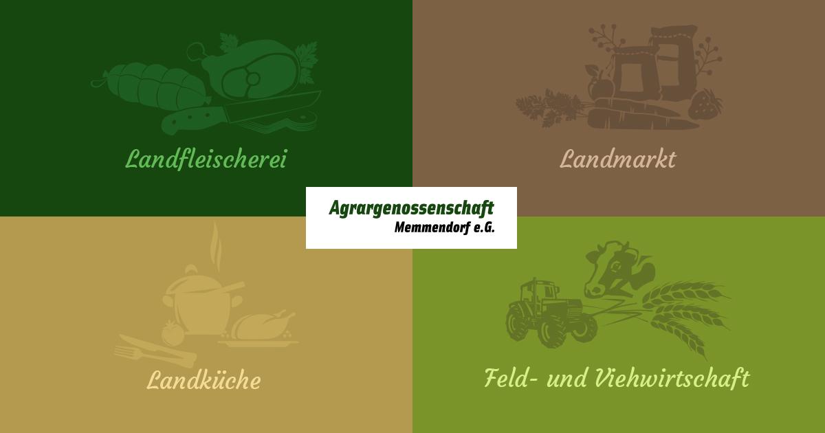 agrar-memmendorf.de | Agrargenossenschaft Memmendorf e.G.